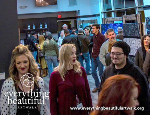 everything beautiful artwalk: Building an Art Community in North Phoenix
