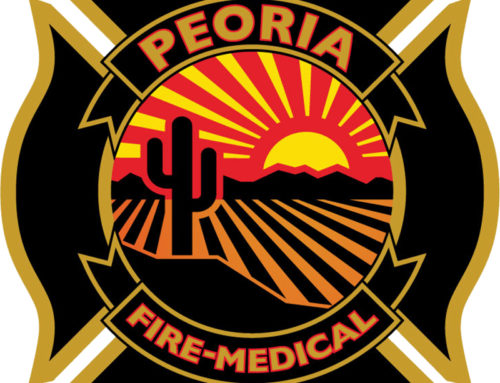 Peoria Fire-Medical Department hosts annual awards banquet