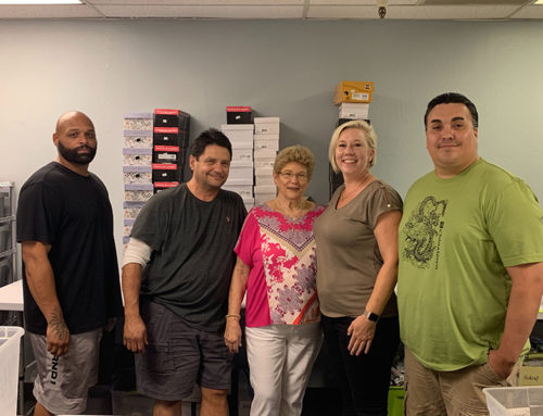 Featured Charity of the month: Shoebox Ministry