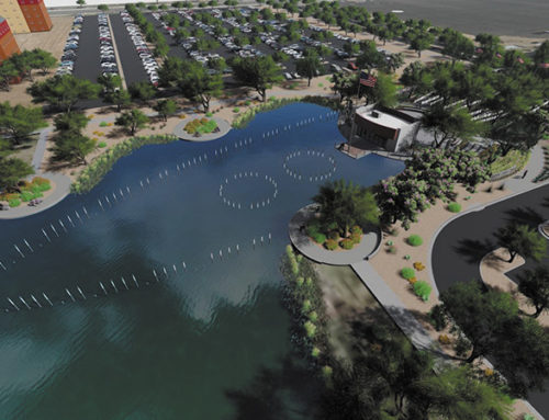 USS Arizona Memorial Gardens at Salt River set to open in February 2020