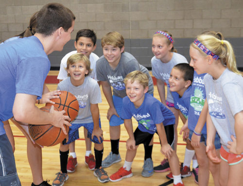 Camp Hubbard Offers Sports, Friendships and FUN All Summer Long