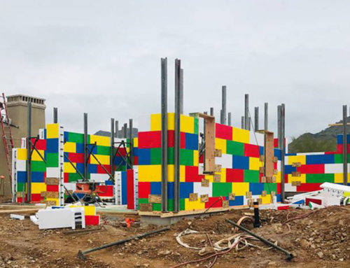 """Luxury Builder Cullum Homes is Stacking """"Lego-like"""" Home in the Village at Silverleaf for Charity"""