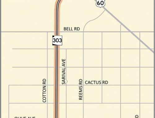 Construction Update: plan for closures on Loop 303 for several months