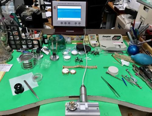 Watches: History, Repairs and Maintenance