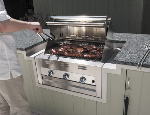 Eight Crucial Things to Consider When Building Outdoor Kitchens