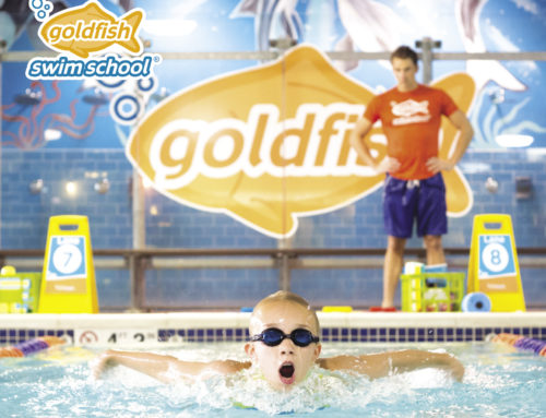 Goldfish Swim School to Open Locally, Registration Now Open