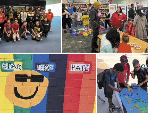 four Schools Receive the ADL No Place for Hate Designation for the 2019-2020 School Year