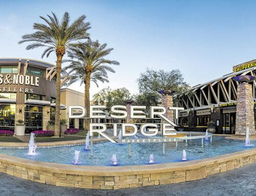 Desert Ridge Marketplace Welcomes New Tenants
