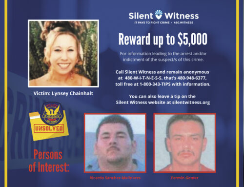 """""""Hot Desert, Cold Cases"""" Seeks Info in Unsolved Valley Homicides"""