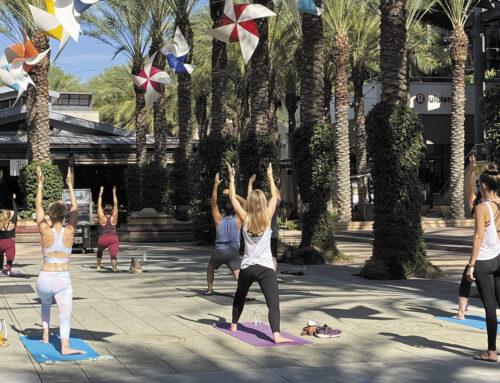 Scottsdale Quarter Launches Free Summer Sweat Series