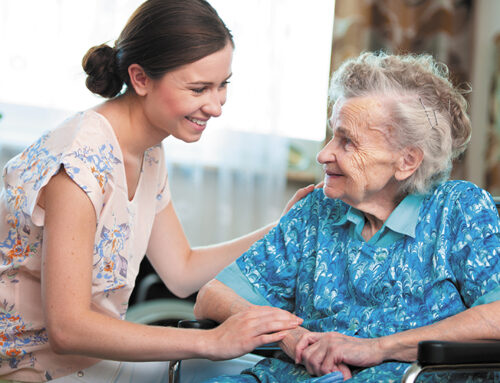 Compassionate Care: White Dove Assisted Living Homes provides personalized care for elderly loved ones