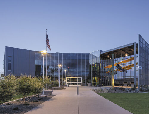 Scottsdale Aviation Business Center Earns LEED Gold
