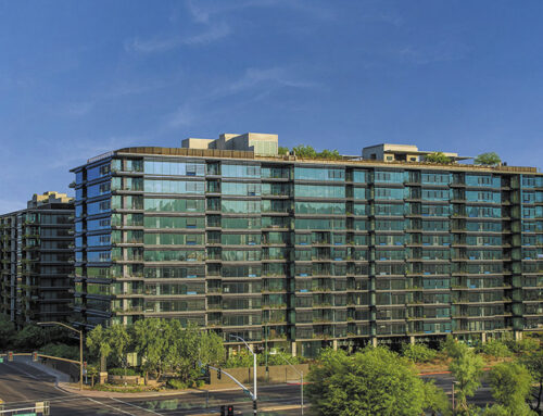 Sustainable Luxury Condominium Tower Opens in North Scottsdale