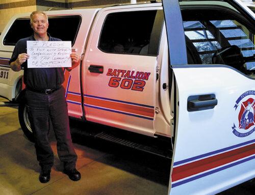 Scottsdale FD Invites Community to Participate in Virtual 9/11 Commemorative Event