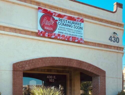 Aioli Gourmet Burgers Opens Third Location