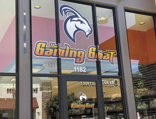 The Gaming Goat Joins The Shops at Norterra