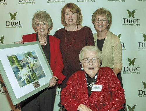 A New Twist on a Holiday Tradition: Duet's 30th Annual Poinsettia Tea Goes Virtual on Dec. 6