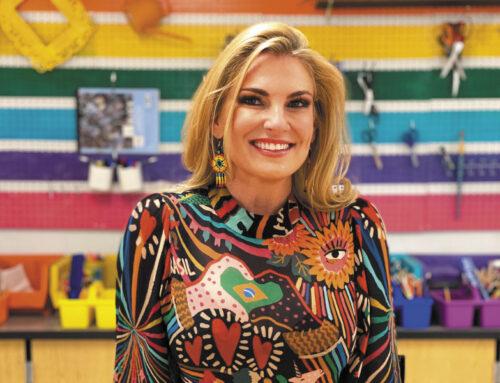 Local Teacher Named AAEA 2020 Elementary Art Teacher of the Year