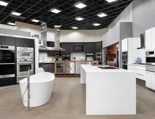 Central Arizona Supply Opens Arizona's Largest Premium Appliance and Plumbing Showroom