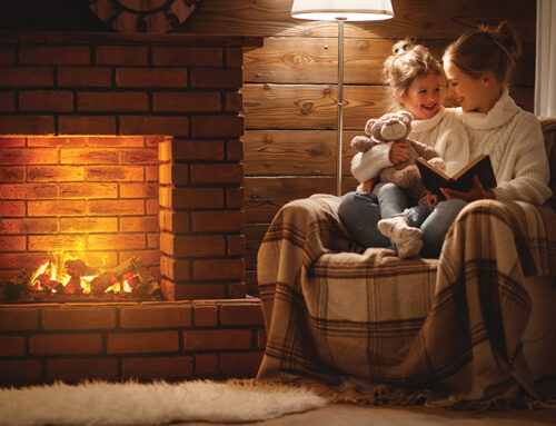 Prepare Your Fireplace Before Sparking Up The Logs