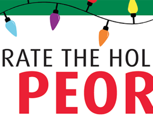 Celebrate the Holidays in Peoria