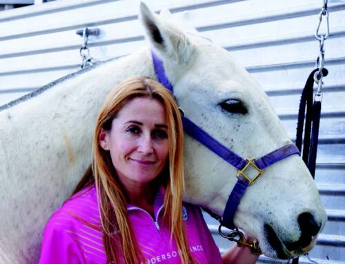 Arizona's Top Female Polo Player Gives Back