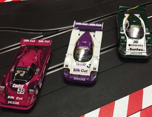 Total Control SlotCar Racing Offers Fast Family Fun