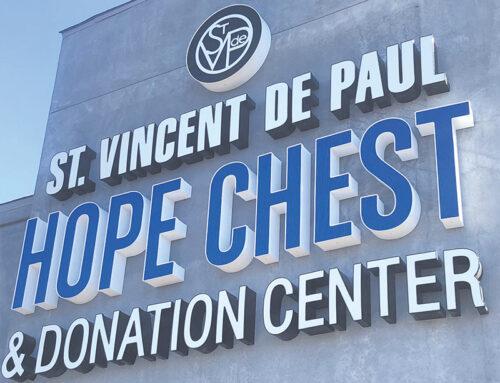 St. Vincent de Paul Opens New Local Thrift Store