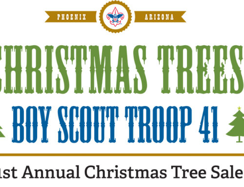Local Boy Scout Troop Hosts 71st Annual Christmas Tree Sale