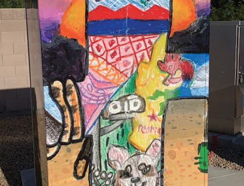 Help Beautify Peoria By Entering a One-of-a-Kind Art Contest