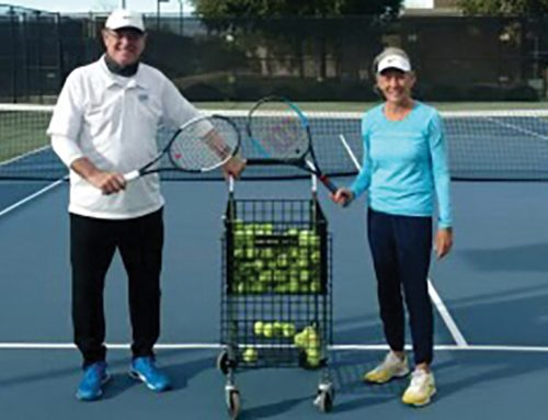 The Arizona Tennis Association Moves to North 32nd
