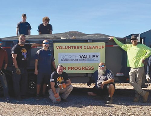 A Small Business Makes a Big Impact in Keeping the Community Clean