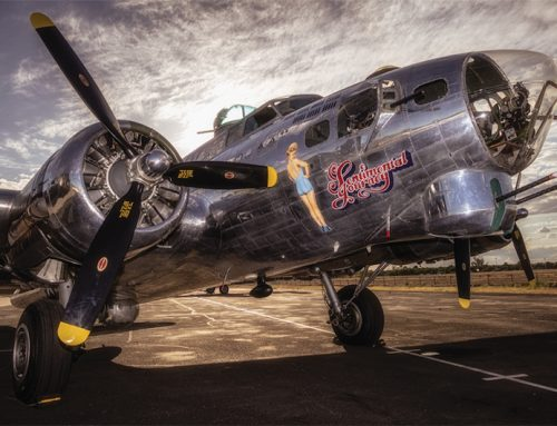 Flying Legends of Victory Tour Bring Iconic World War II Aircrafts to Deer Valley Airport