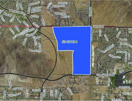 National Homebuilder Purchases Peoria Land for $72.6 Million