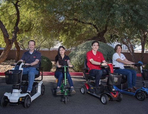 Mobility Plus Enriches Lives of Seniors and the Disabled