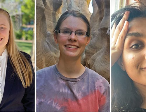 Three PV High CREST Students Receive National Recognition