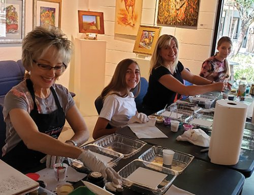 Free Youth Art Workshops at Sonoran Arts League