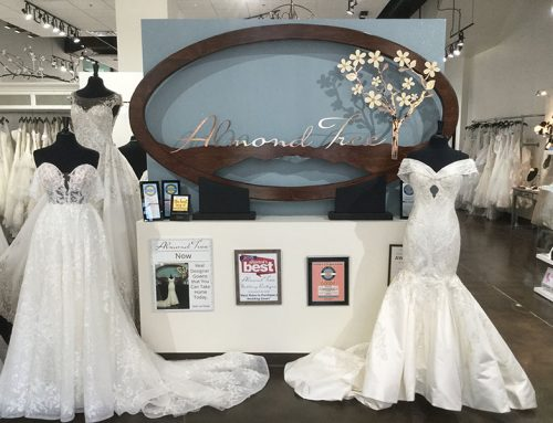 Almond Tree Wedding Boutique to Close This Month; Deals Available For Local Brides