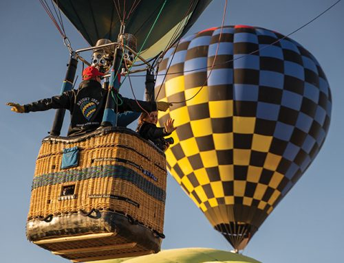 Arizona Balloon Classic Celebrates Its 10th Anniversary April 30-May 2