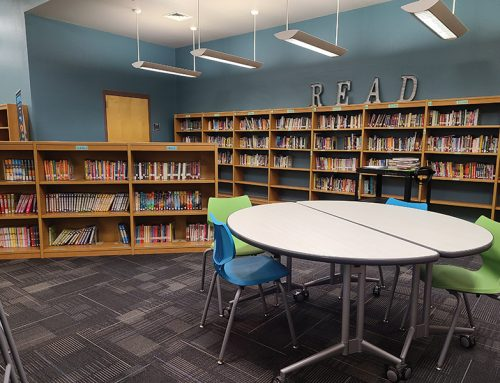Desert Financial Fiesta Bowl Charities Helps Complete Library Makeover
