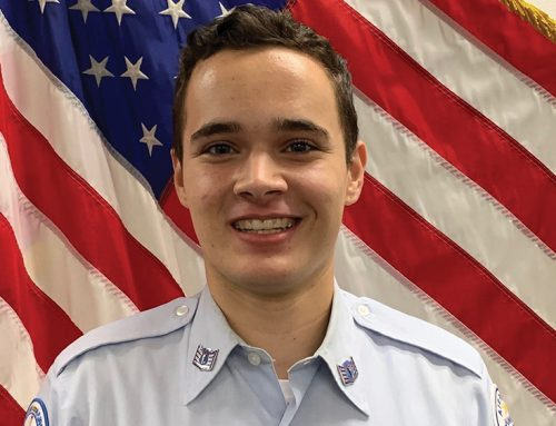 Liberty High School Junior Awarded Exclusive Flight Academy Scholarship
