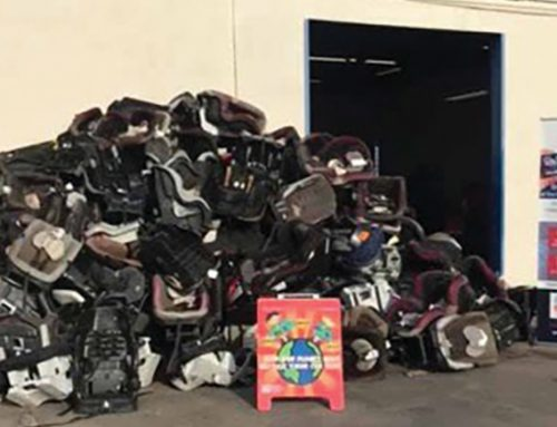 """Keep Our Planet Neat, Recycle Your Car Seat"" Event Takes In Used Car Seats Until April 16"