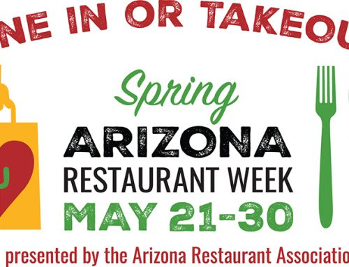 Arizona Restaurant Week is Back May 21-30