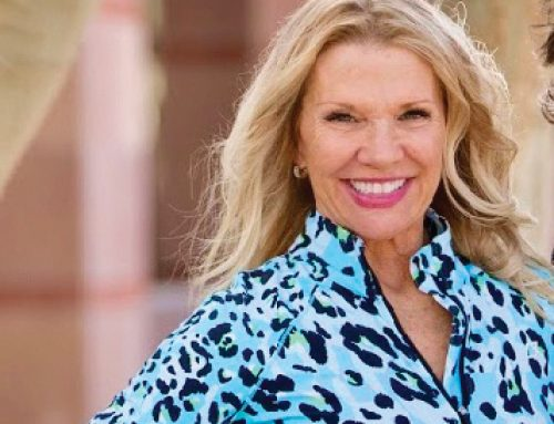 Scottsdale Fitness Expert Makes a Big Splash withAll-New Water Exercise Book