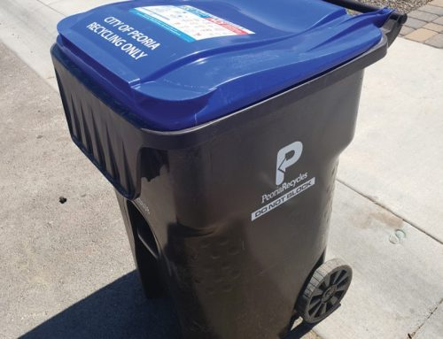 Peoria Receives Grant for Recycling Pilot ProgramHomes in 85383 Part of New Initiative