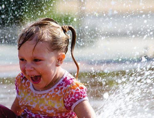 City Splash Pads Now Open for the Summer