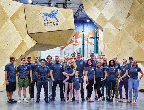 Elevate Your Life: Gecko Climbing Gym opens and invites you to climb to new heights