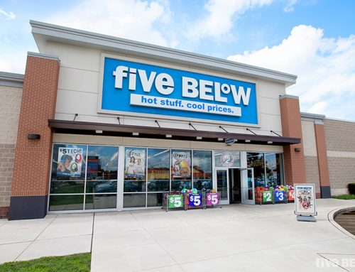 Lake Pleasant Towne Center Welcomes Five Below to Its Tenant Lineup