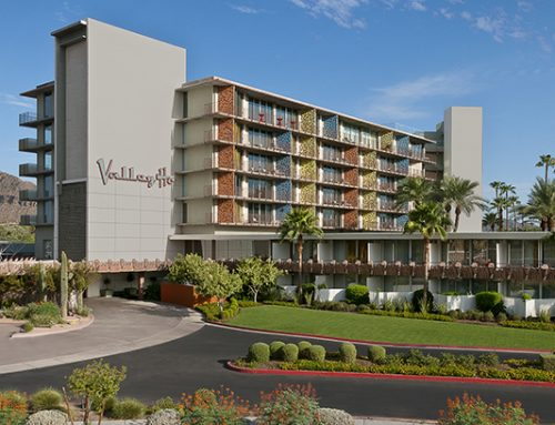 Treat Yourself to a Colorful Summer Getaway at Hotel Valley Ho