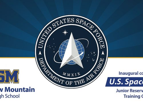 U.S. Space Force Selects Shadow Mountain High's AFJROTC for Inaugural ProgramLocal high school is one of only 10 nationwide for the first-of-its-kind partnership